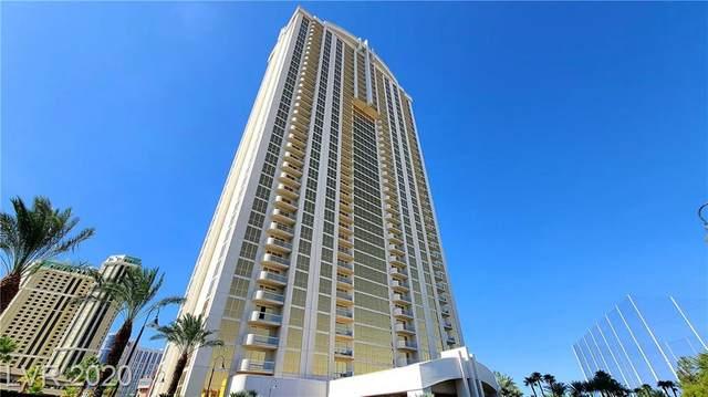 145 Harmon Avenue #309, Las Vegas, NV 89109 (MLS #2229831) :: Kypreos Team