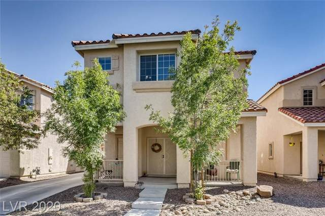1693 Dark Wolf Avenue, Las Vegas, NV 89123 (MLS #2229856) :: Hebert Group | Realty One Group