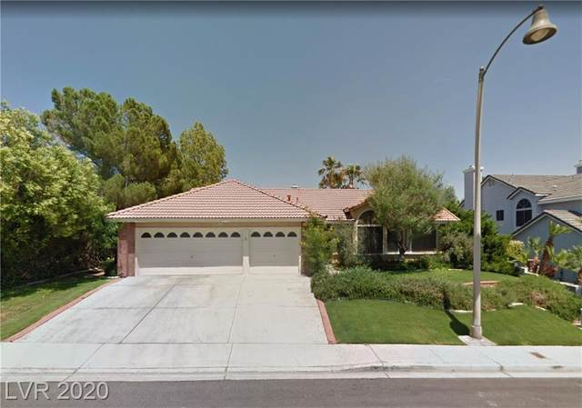 3228 Shoreline Drive, Las Vegas, NV 89117 (MLS #2229916) :: Signature Real Estate Group