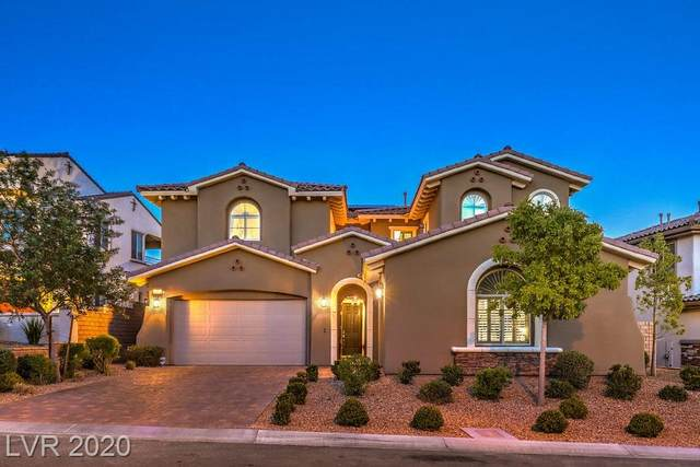 290 Calgrove Street, Las Vegas, NV 89155 (MLS #2229939) :: The Shear Team