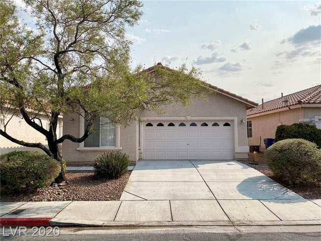 1077 Sweeping Vine Avenue, Las Vegas, NV 89183 (MLS #2229977) :: Kypreos Team