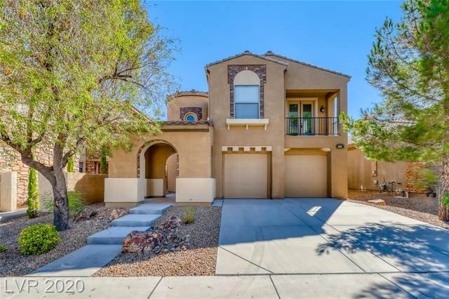 968 Via Stellato Street, Henderson, NV 89011 (MLS #2229984) :: Jeffrey Sabel