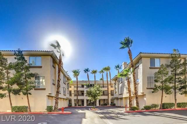 7123 Durango Drive #109, Las Vegas, NV 89113 (MLS #2230015) :: Jeffrey Sabel