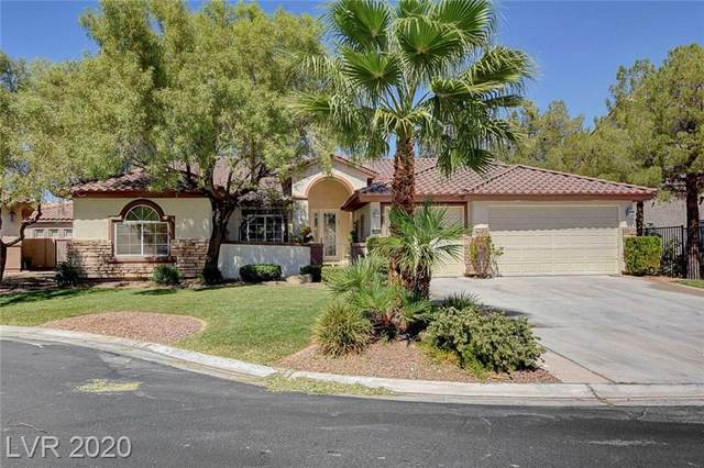 9768 Newport Coast Circle, Las Vegas, NV 89147 (MLS #2230020) :: The Lindstrom Group