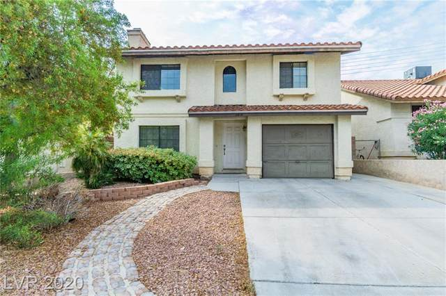 2833 Belleza Lane, Henderson, NV 89074 (MLS #2230032) :: The Lindstrom Group