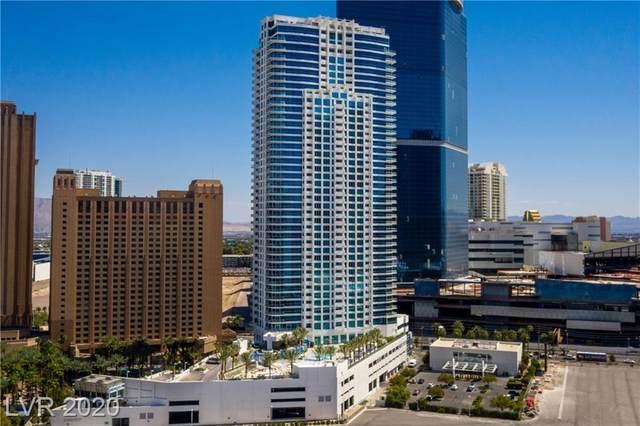 2700 Las Vegas Boulevard #2411, Las Vegas, NV 89109 (MLS #2230046) :: The Mark Wiley Group | Keller Williams Realty SW