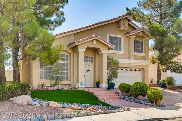 90 Myrtle Beach Drive, Henderson, NV 89074 (MLS #2230083) :: Hebert Group | Realty One Group