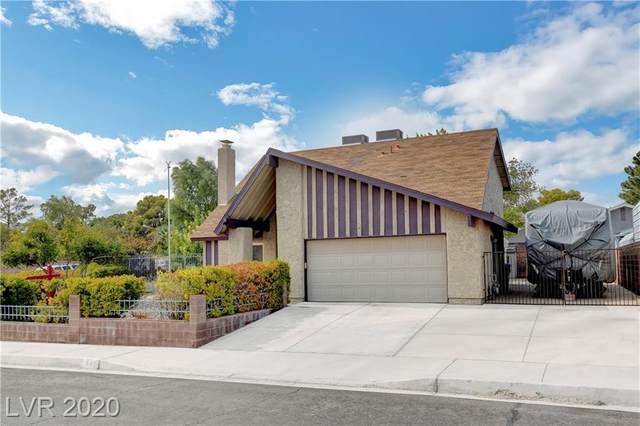 646 Del Prado Drive, Boulder City, NV 89005 (MLS #2230115) :: Vestuto Realty Group