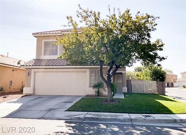 8539 Rocky Hillside Court, Las Vegas, NV 89123 (MLS #2230144) :: The Shear Team