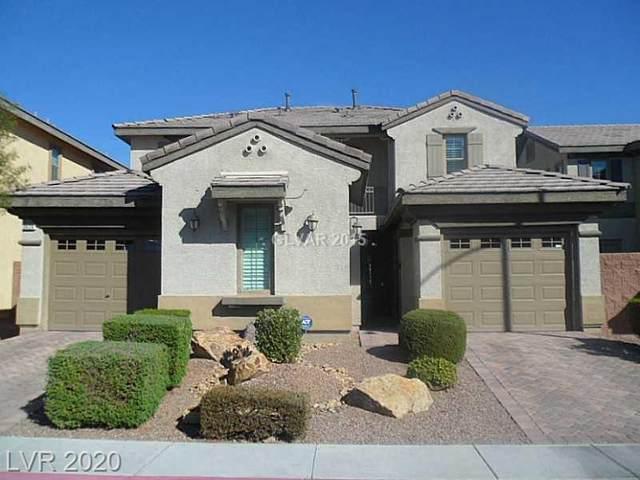 3920 Piedra Falls Court, North Las Vegas, NV 89085 (MLS #2230156) :: Helen Riley Group   Simply Vegas