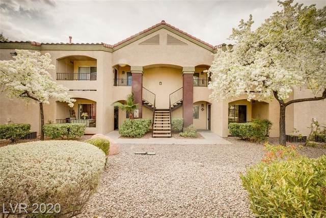 7885 Flamingo Road #1022, Las Vegas, NV 89147 (MLS #2230157) :: The Lindstrom Group