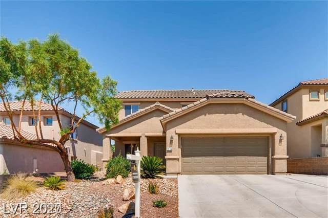 1034 Copper Palm Court, Henderson, NV 89002 (MLS #2230243) :: Performance Realty