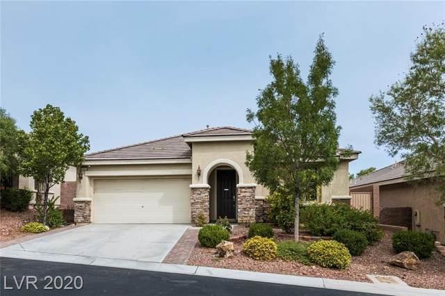 10412 Bays Mountain Avenue, Las Vegas, NV 89166 (MLS #2230255) :: The Lindstrom Group