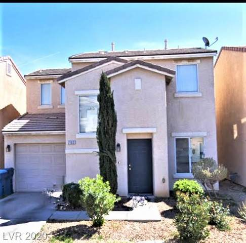 2102 Tierra Del Verde Street, Las Vegas, NV 89156 (MLS #2230284) :: Hebert Group | Realty One Group