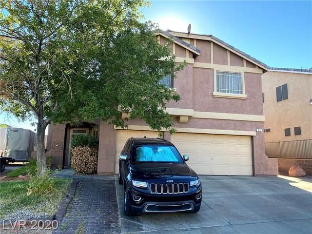 52 Mesa Rivera Street, Las Vegas, NV 89012 (MLS #2230308) :: Performance Realty