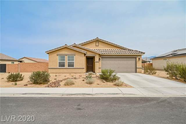3910 Garfield Drive, Pahrump, NV 89061 (MLS #2230315) :: Performance Realty