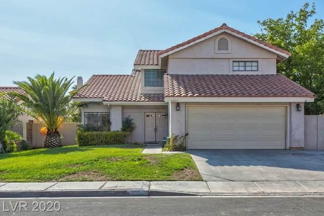 4811 Beaconsfield Street, Las Vegas, NV 89147 (MLS #2230318) :: Helen Riley Group | Simply Vegas