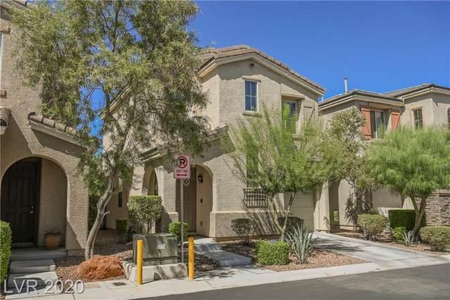 7563 Edgartown Harbor Street, Las Vegas, NV 89166 (MLS #2230320) :: Jeffrey Sabel