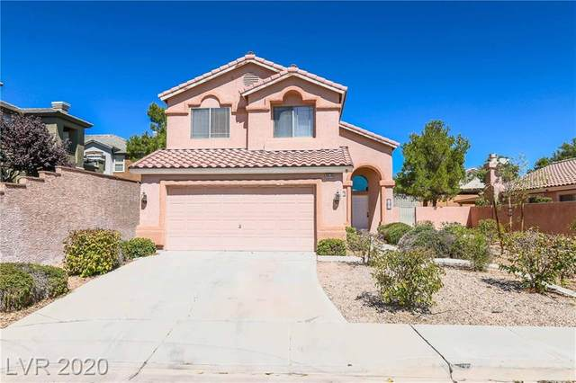 10570 Penns Creek Court, Las Vegas, NV 89135 (MLS #2230337) :: The Shear Team