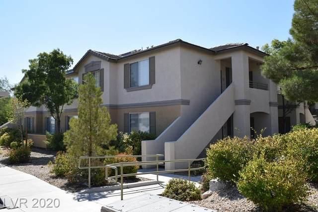 10225 King Henry Avenue #202, Las Vegas, NV 89144 (MLS #2230371) :: The Perna Group