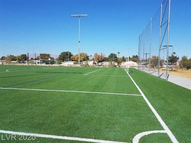 Washington, Las Vegas, NV 89110 (MLS #2230376) :: Jeffrey Sabel