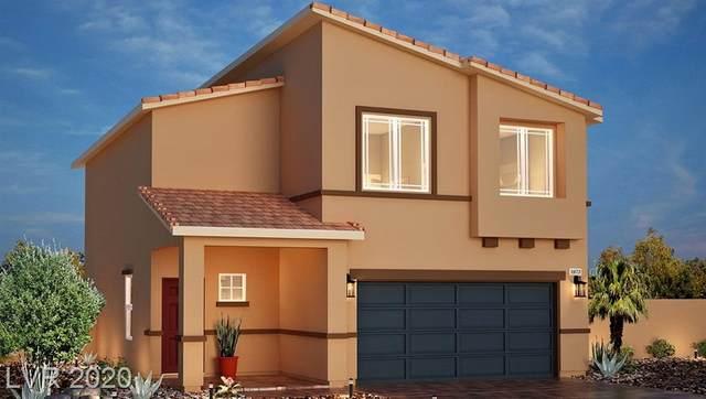 7346 Glowing Point Street Lot 164, Las Vegas, NV 89084 (MLS #2230377) :: The Mark Wiley Group | Keller Williams Realty SW