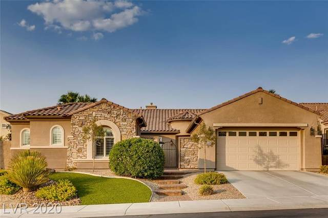 2744 Kilwinning Drive, Henderson, NV 89044 (MLS #2230398) :: Performance Realty