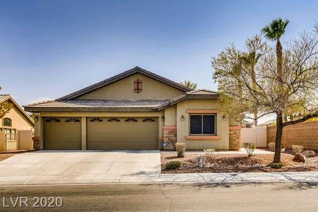 3105 Blush Noisette Avenue, North Las Vegas, NV 89081 (MLS #2230407) :: The Mark Wiley Group | Keller Williams Realty SW