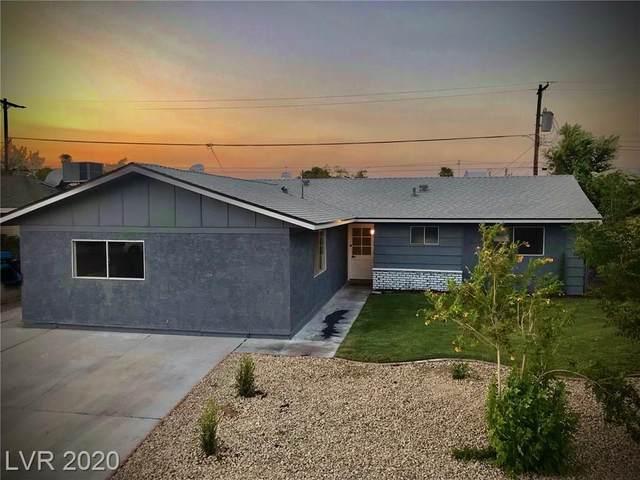 6332 Elton Avenue, Las Vegas, NV 89107 (MLS #2230421) :: The Lindstrom Group