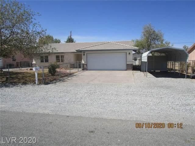 2010 S Idaho Street, Pahrump, NV 89048 (MLS #2230438) :: The Mark Wiley Group | Keller Williams Realty SW