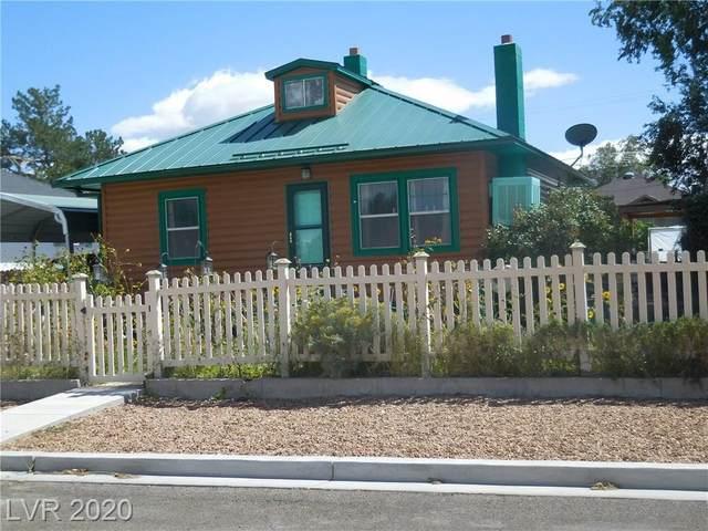 1230 Avenue K, Ely, NV 89301 (MLS #2230451) :: Signature Real Estate Group