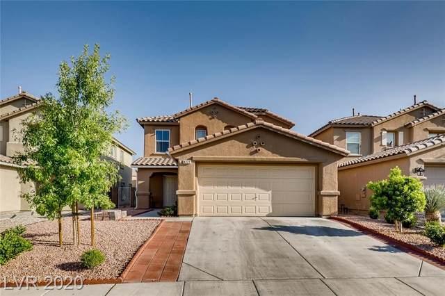 4221 Great Egret Lane, North Las Vegas, NV 89084 (MLS #2230457) :: Signature Real Estate Group