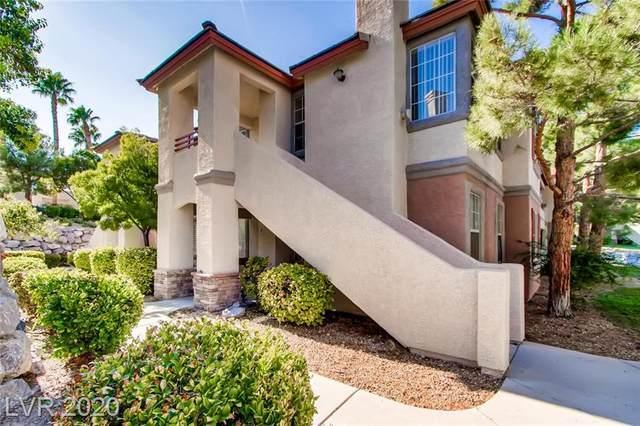 10205 Camborne Avenue #201, Las Vegas, NV 89144 (MLS #2230462) :: The Perna Group