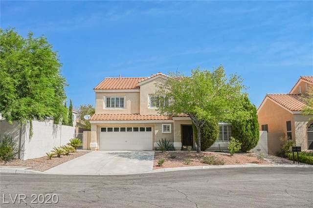 8804 Valley Creek Drive, Las Vegas, NV 89134 (MLS #2230508) :: Helen Riley Group | Simply Vegas