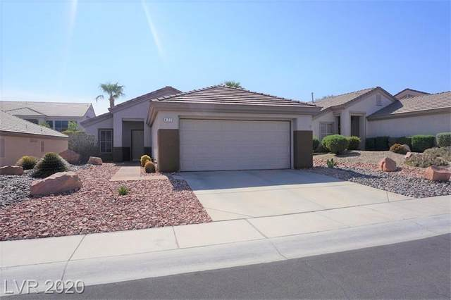 477 Edgefield Ridge Place, Henderson, NV 89012 (MLS #2230511) :: Helen Riley Group | Simply Vegas