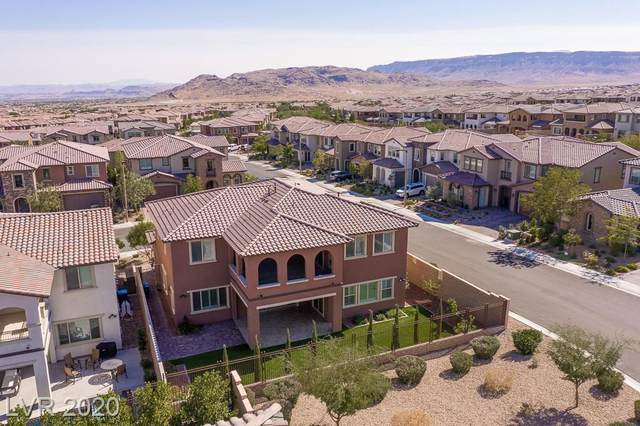 12030 Vento Forte Avenue, Las Vegas, NV 89138 (MLS #2230518) :: Hebert Group | Realty One Group