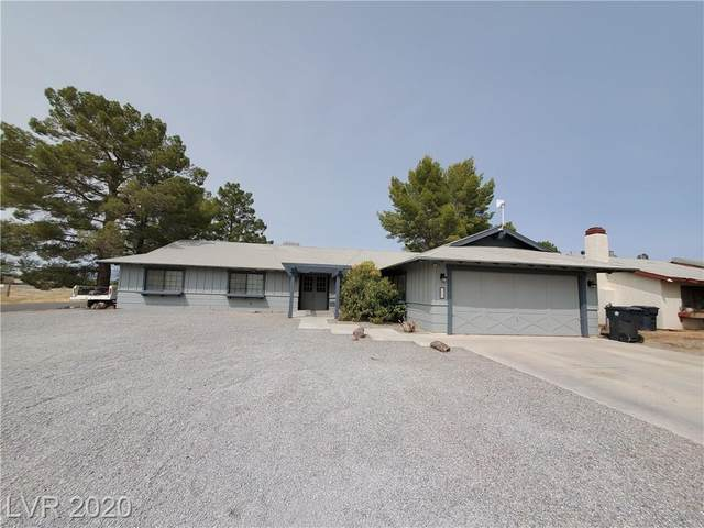 760 E Calvada Boulevard, Pahrump, NV 89048 (MLS #2230523) :: Jeffrey Sabel