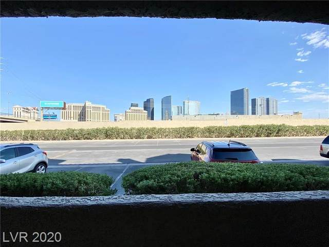 4200 Valley View Boulevard #1075, Las Vegas, NV 89103 (MLS #2230544) :: Hebert Group | Realty One Group