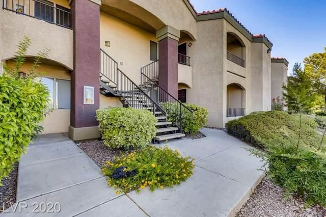 7885 Flamingo #2126, Las Vegas, NV 89147 (MLS #2230556) :: The Lindstrom Group