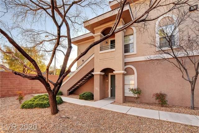 9330 Maule Avenue #104, Las Vegas, NV 89148 (MLS #2230563) :: The Lindstrom Group