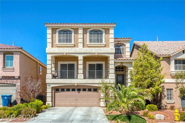 5980 Pillar Rock Avenue, Las Vegas, NV 89139 (MLS #2230573) :: The Mark Wiley Group | Keller Williams Realty SW