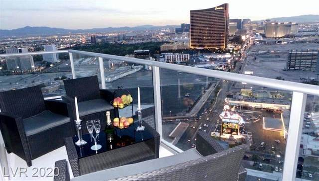 2700 Las Vegas Boulevard #3409, Las Vegas, NV 89109 (MLS #2230683) :: Kypreos Team