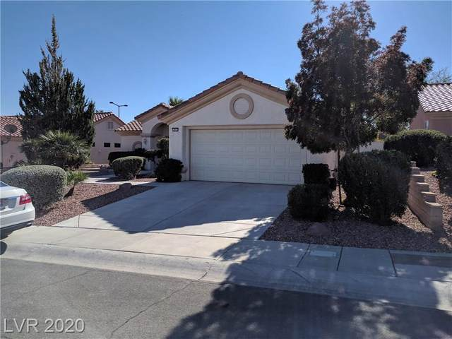 10033 Cresent Creek Drive, Las Vegas, NV 89134 (MLS #2230706) :: Jeffrey Sabel