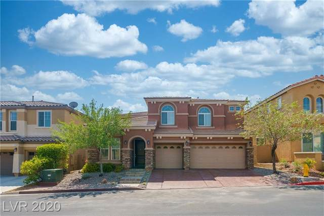 11737 Costa Blanca Avenue, Las Vegas, NV 89138 (MLS #2230725) :: The Mark Wiley Group | Keller Williams Realty SW