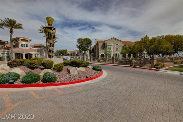 10550 Alexander Road #1138, Las Vegas, NV 89129 (MLS #2230737) :: The Mark Wiley Group | Keller Williams Realty SW