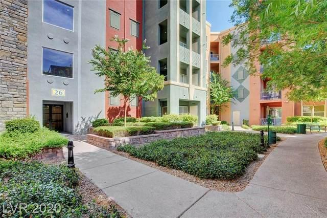 62 Serene Avenue #110, Las Vegas, NV 89123 (MLS #2230798) :: Hebert Group | Realty One Group
