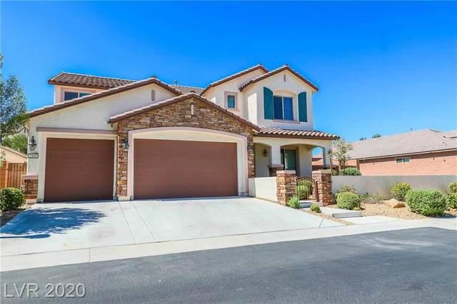 7309 Merimack Oaks Street, Las Vegas, NV 89166 (MLS #2230864) :: Vestuto Realty Group