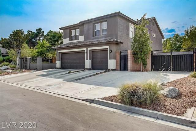 4017 Everest Street, Las Vegas, NV 89129 (MLS #2230866) :: The Mark Wiley Group | Keller Williams Realty SW