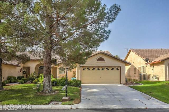 4829 Cedar Lawn Way, Las Vegas, NV 89130 (MLS #2230887) :: Helen Riley Group | Simply Vegas