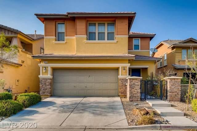 10436 Ashlar Point Way, Las Vegas, NV 89135 (MLS #2230901) :: Jeffrey Sabel